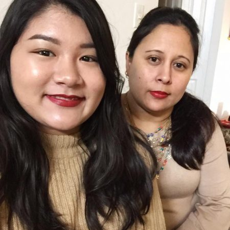 Shrdha Shrestha and her mother Rami Malla talk about her childhood in Nepal and her transition into American culture