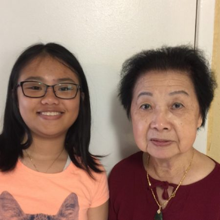 Interviewing My Grandma About Her Life In Vietnam and In The U.S. (Part II)