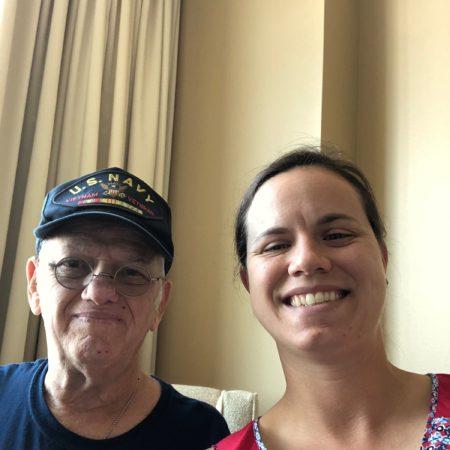 USS DUBUQUE (LPD 8) - Reunion 2018 - Interview with EM3 Larry E. Davidson