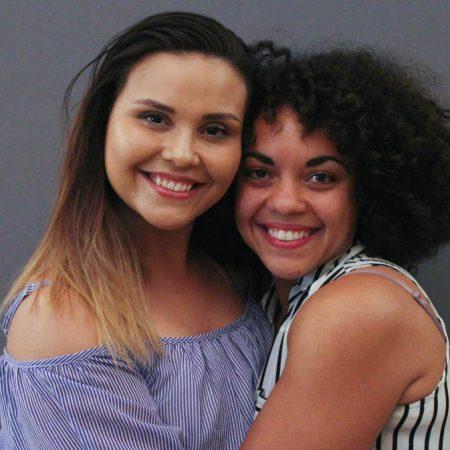 Alexandra Sanchez & Courtney McKinney