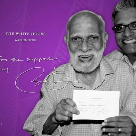 Three Generations of Dreamers, Pt 1: Chasing Dreams with Aimee J, Salin Geevarghese, and his son Sanjay