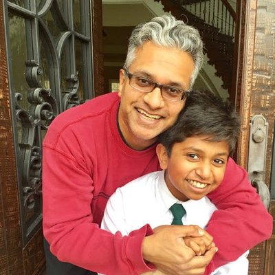 Three Generations of Dreamers, Pt 2: Chasing Dreams with Aimee J, Salin Geevarghese, and his son Sanjay
