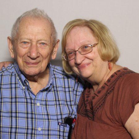 Robert  Holbach and Marie Thomas