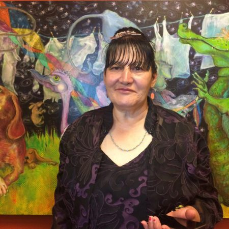 Interview with Lora Hernandez