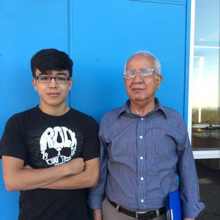 Interview with Abdul Saboor Rakeen