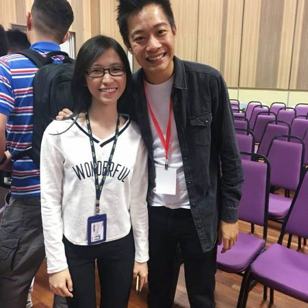 Interview with a film director, who is also the UTAR Alumni, Mr Quek Shio Chuan