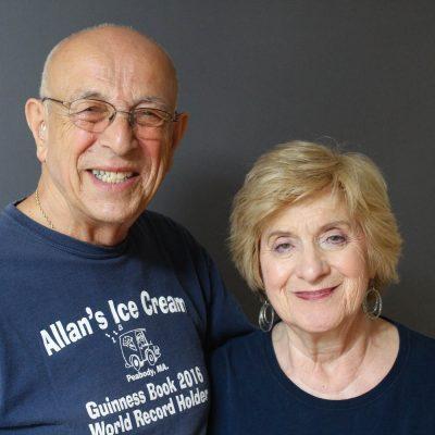 Allan Ganz & Rosalyn Ganz