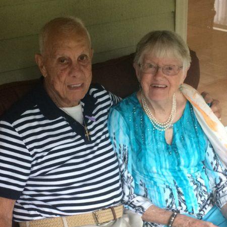 Mom & Dad Celebrating 68 Years