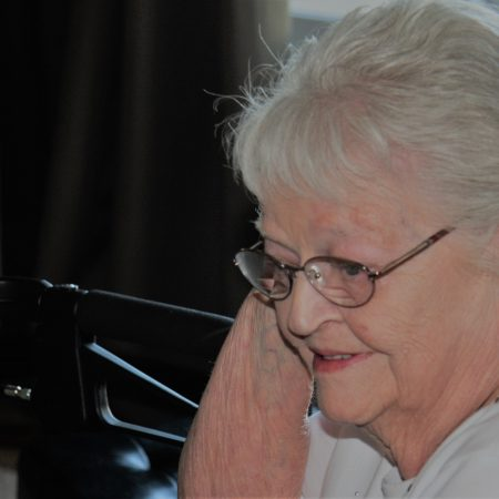 Interview With Great Grandma Ede