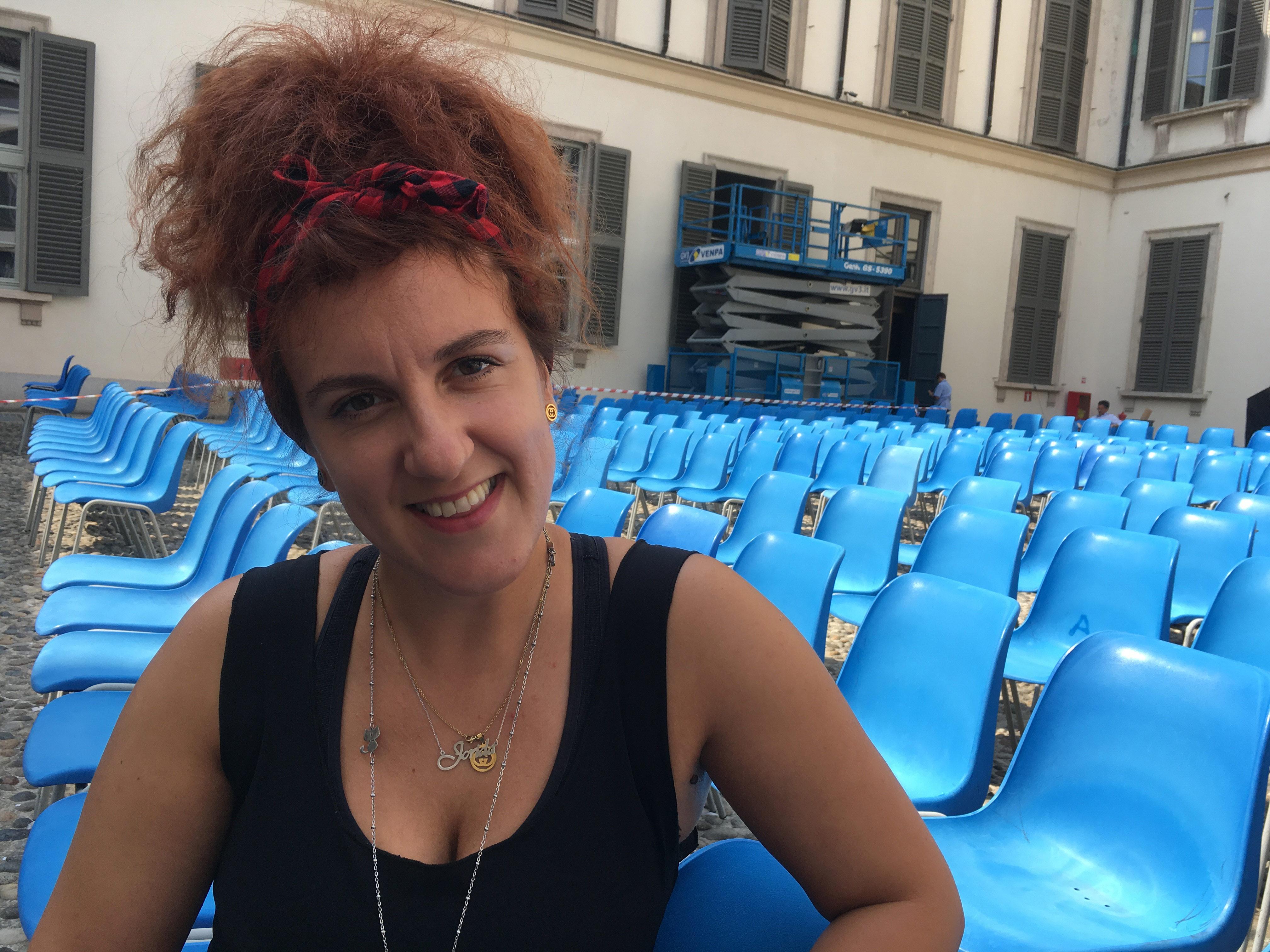 Immigration Stories Italy: Jorida