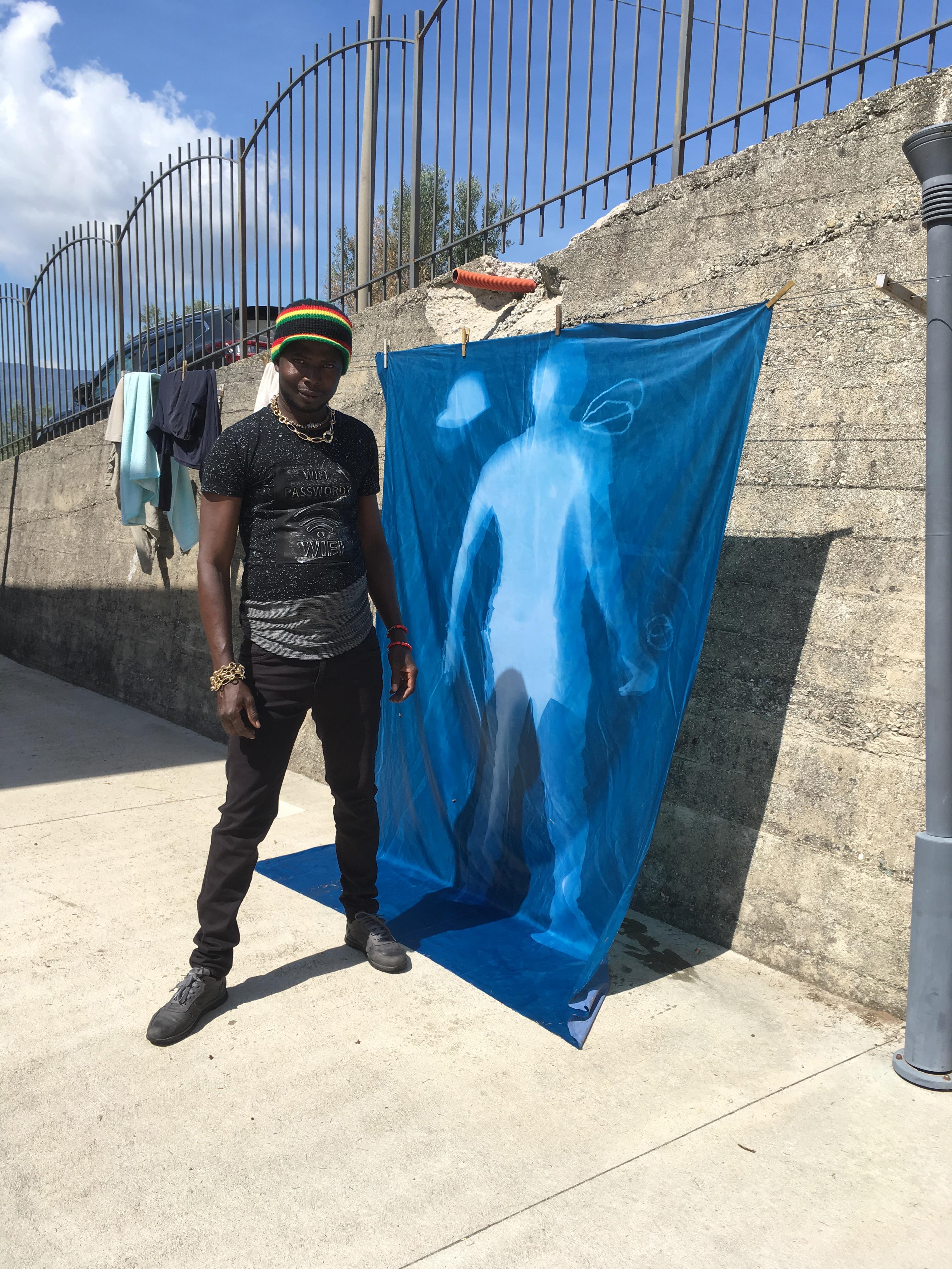 Immigration Stories Italy: Savaneh Lamin