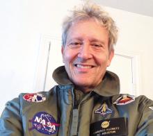 Lawrence Kuznetz's Moon Landing Story