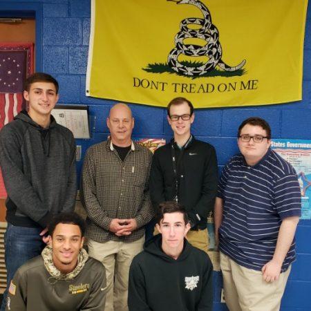Kenny Gozelanczyck @ Brunswick High School