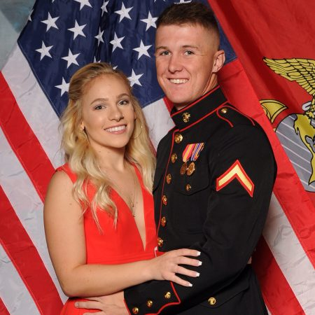 One Year as a United States Marine – StoryCorps Archive
