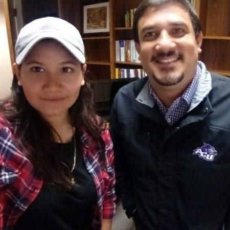 Daniel Garcia -Director of multicultural and International enrollment / ACU Instruscture