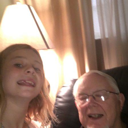 Interviewing my grandpa