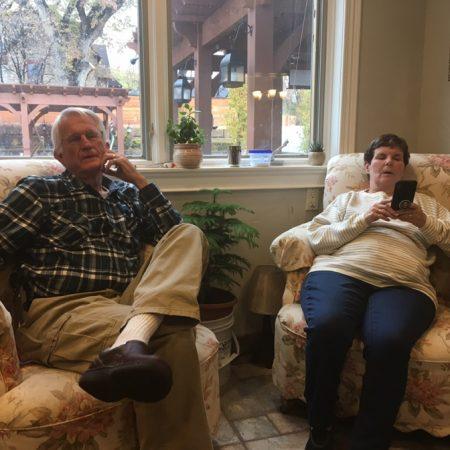 Doug and Patsy Adams family stories