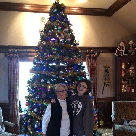 Interview with Grandma Heisley!