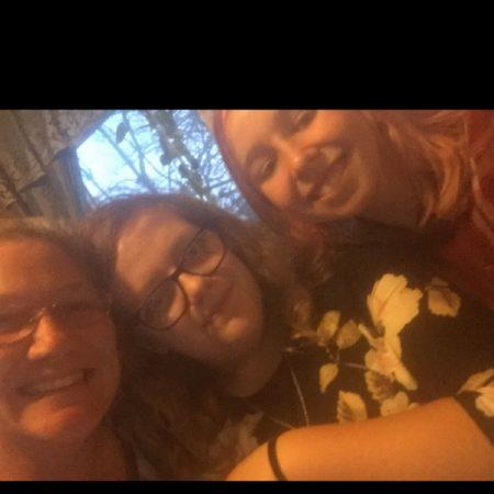 Shelly Glandon, Anya Glandon, and Rowan Hutchinson talk about family and life in Oksaloosa, Iowa