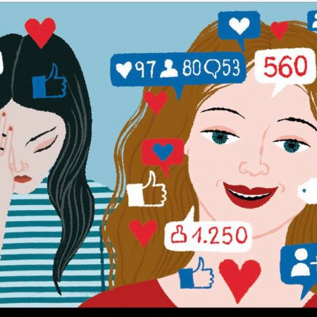 The Effects of Social Media on Teenage Girls