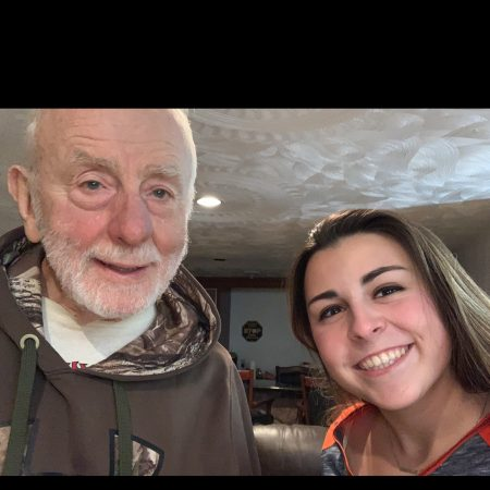 Anastazia Herbst and her Great Uncle Henry (Hank) Herbst talk about his life in Ford City, PA.