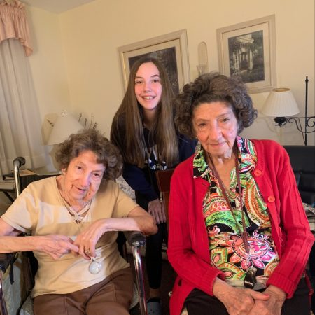Maria Interviews Her Great, Great Aunts