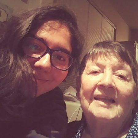Stephania's Interview with Grandma for the Great Thanksgiving Listen, 2018