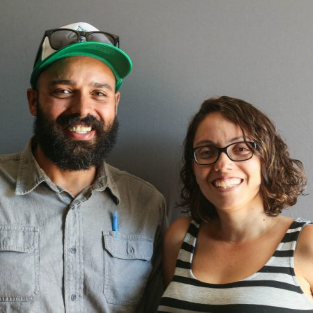 Israel Baryeshua & Tiffany Briseño