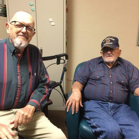 Fred, Ralph and Xaviera talk about growing up running a farm