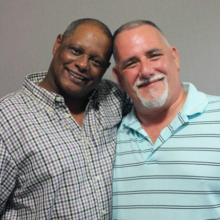 Roy Wilkins & Keith Melick