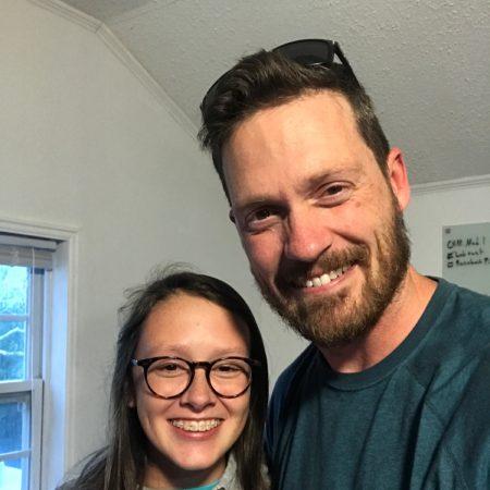 Robert Brattin and Olivia Lacey