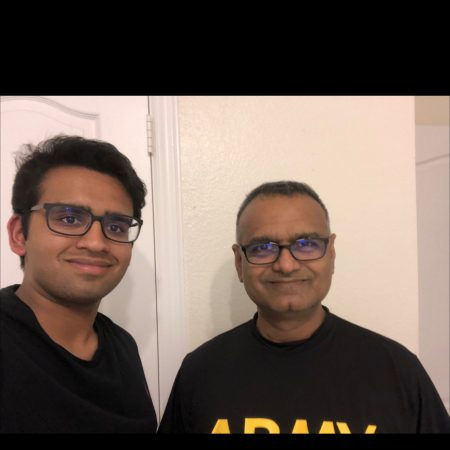 Dave Pandya and his father Hitesh Pandya discuss what it's like to be in the military as a doctor
