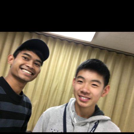 Sam Kes and Micah Hoang