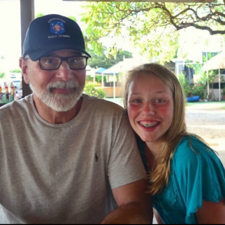 Emma Guth and her grandfather Terry Rude talk about his childhood and his lifestyle as a teen through the culture.