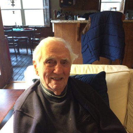 William Gilbert Smith: Christmas growing up, first job, Korean War ,