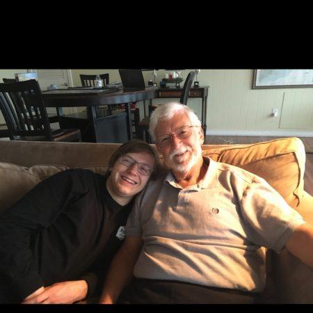 Hank's interview of his grandaddy