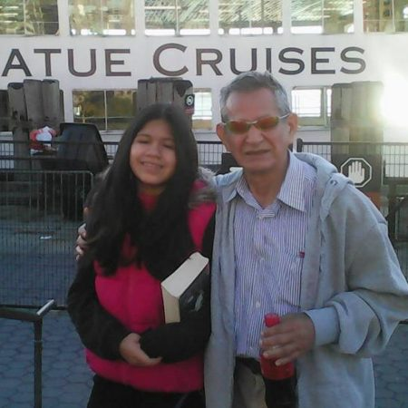 Stephanie Corales and Miguel Corales Lira