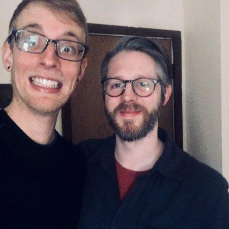 Chris and Michael
