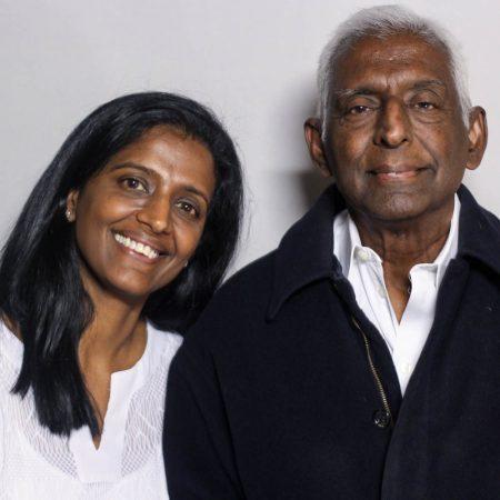 Paru Venkat and Alagappa Rammohan