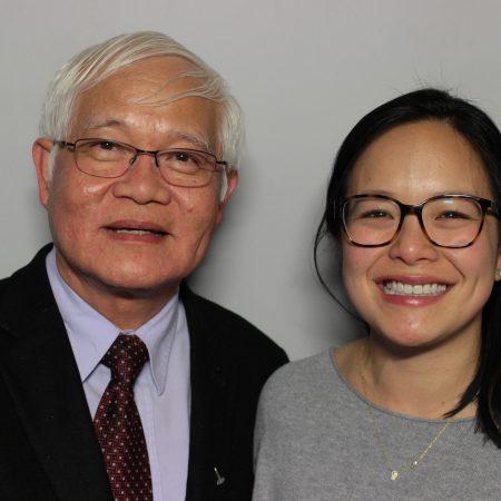 Son Chau and Annie Chau