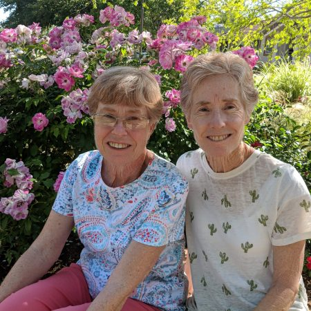 Sisters Susan Ahrens and Mary Ashman grew up riding the bus to the library and spent their summers reading
