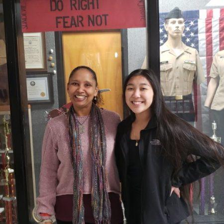Vets to Cadets | Salem Highschool NJROTC Gunnary Srgt Davilmar