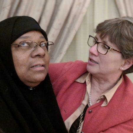 Taqiyya Deen Washington and Karen Kay Reynolds: Women Veterans