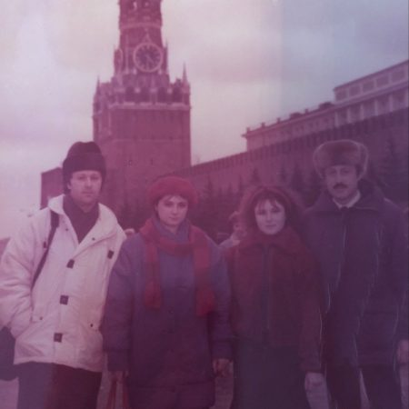 Living and Immigrating During The Cold War