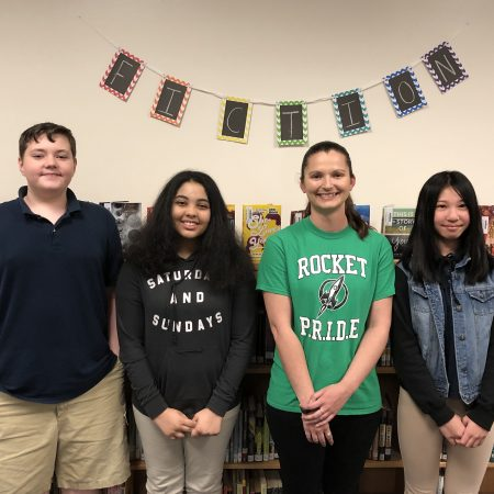 Getting to Know our 8th-grade Language Arts Teacher