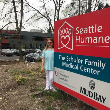 Gabby's interview with Heidi Muir of the Seattle Humane Society