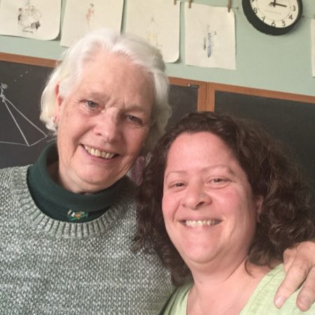 Interview with a founder of Denver Waldorf School, Ina Jaehnig