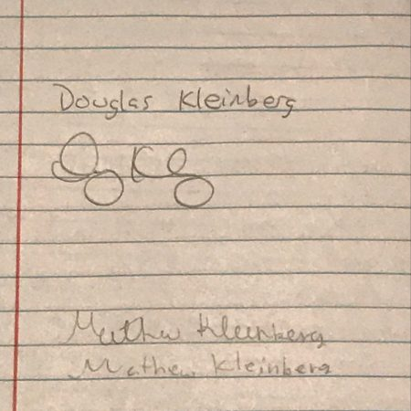 Mathew kleinberg Service learning