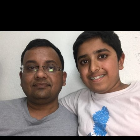 Tanish Mendki and his father Prashant Mendki talk about humble beginnings.