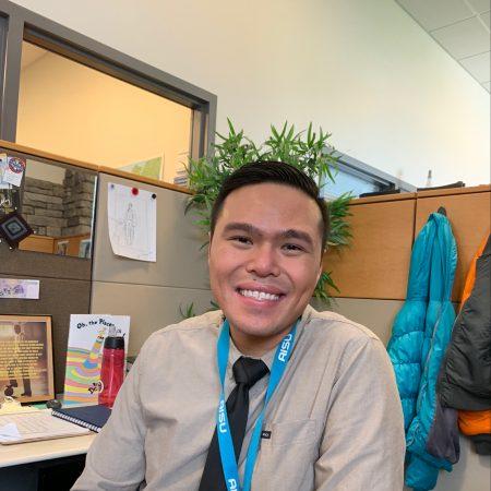 Bowen Zhou Interview teacher Jimmy Seing
